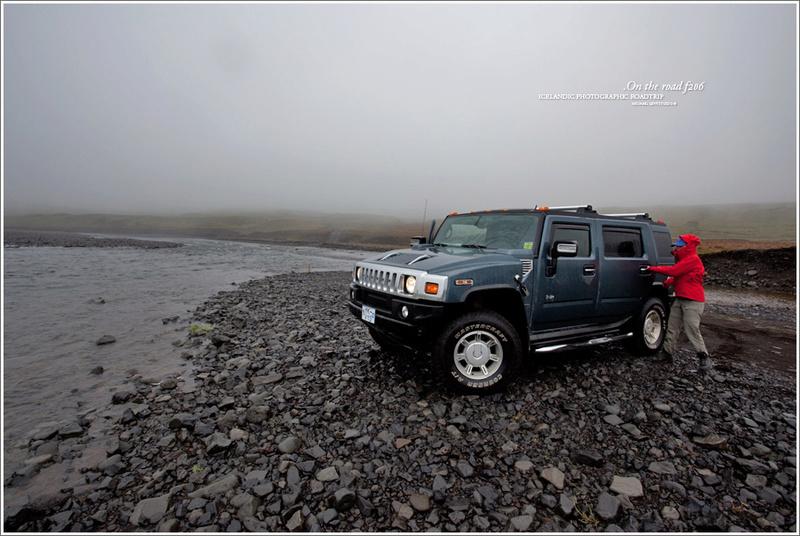 L'hiver arrive avec les Hummer d'Islande ! On-the10