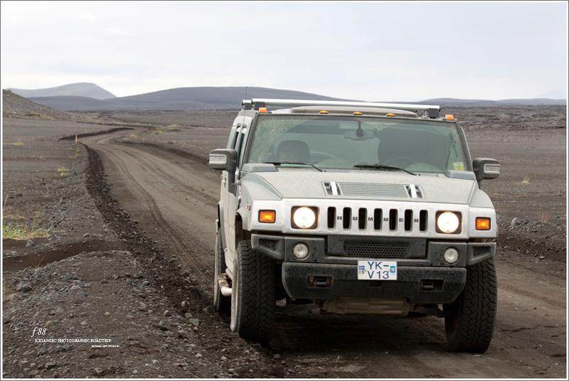 L'hiver arrive avec les Hummer d'Islande ! On-the12