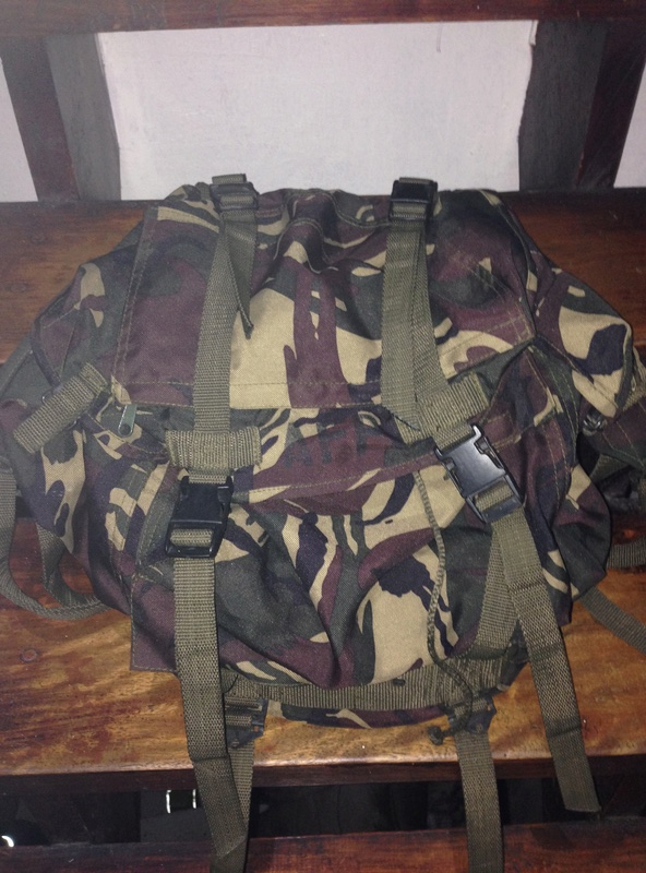 Philippine Army Rucksack and Patches Image11