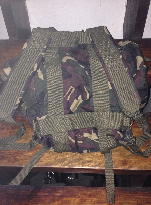 Philippine Army Rucksack and Patches Image12