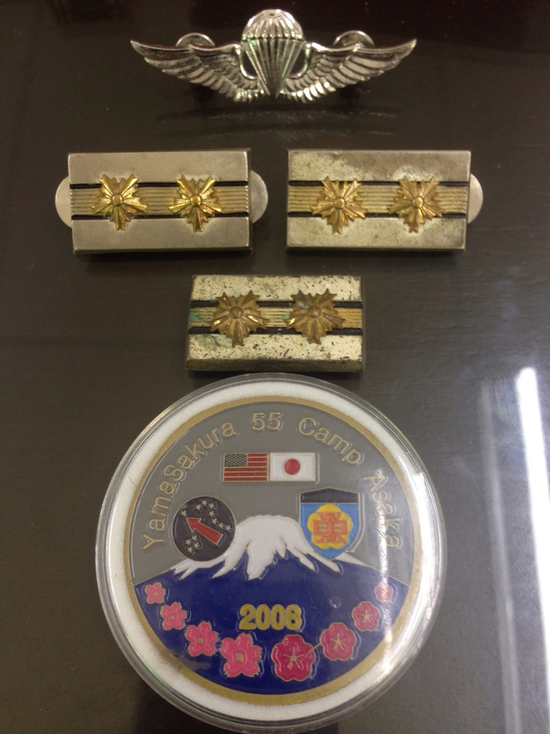 JDSF Jump wings and rank pins. Etc.. Image16