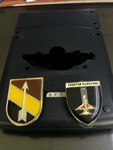 SOCOM and Counter Hijacking pin Pins10