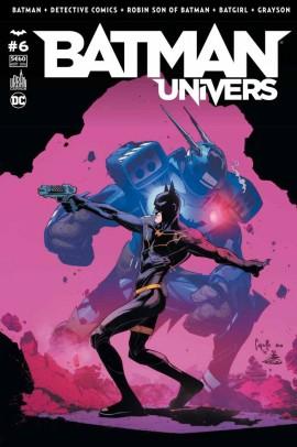 Batman Univers 6 aout 2016 Batman10