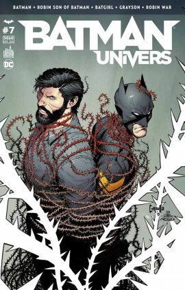 Batman Univers 7 septembre 2016 Batman11