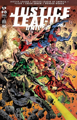Justice League Univers 8 octobre 2016 Couv_211