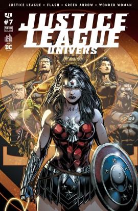 Justice League Univers 7 septembre 2016 Justic12