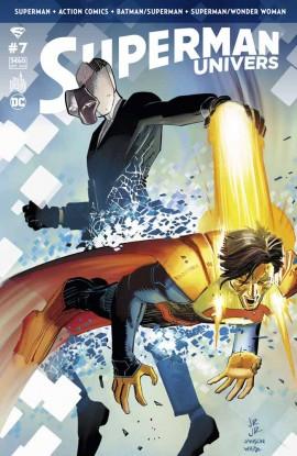 Superman Univers 7 septembre 2016 Superm11
