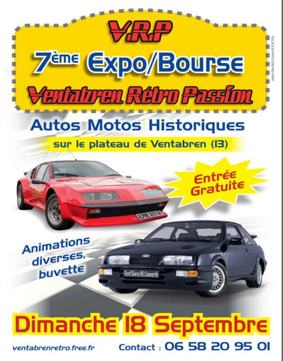 7 ème expo/bourse Ventabren rétro passion Captur10