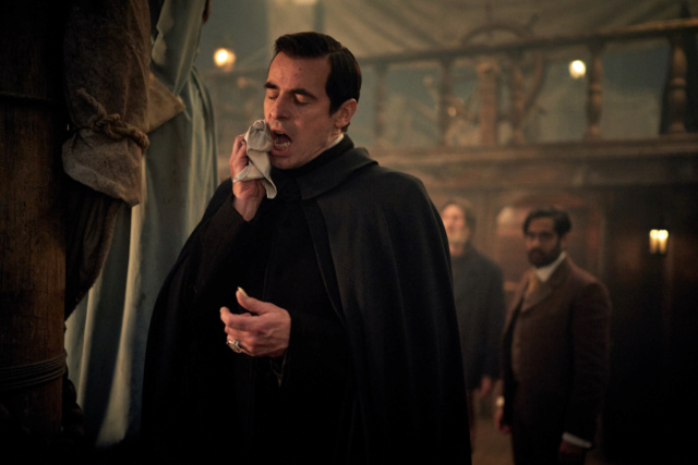 Dracula, mini série (BBC One, Netflix) 19003411