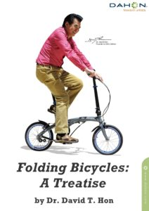 Dr Hon : Folding bycicles, a treatise Dahon10