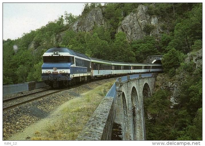 Locomotives Diesel CC 72000 387_0010
