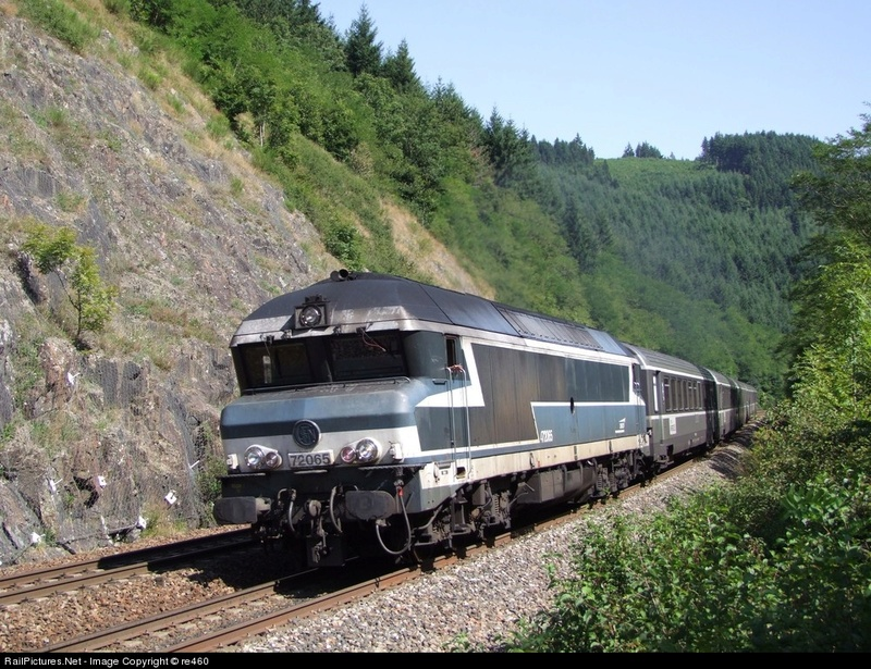 Locomotives Diesel 5830_110