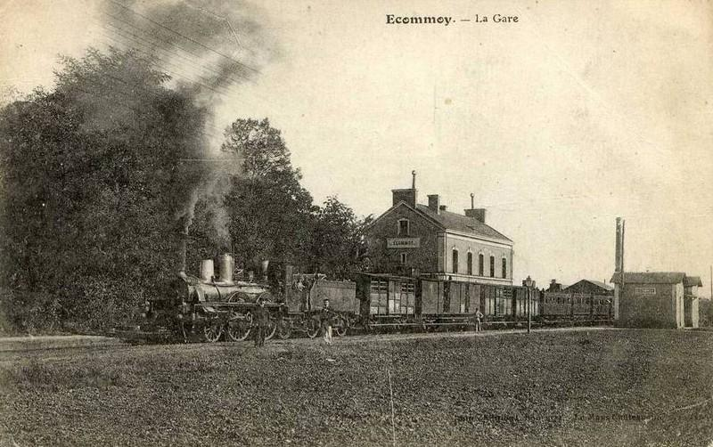 Sarthe - Page 2 Gare3311
