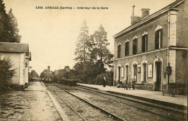 Ex - Région Ouest Gare3510