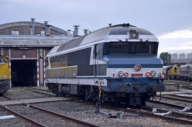 Locomotives Diesel Longue10