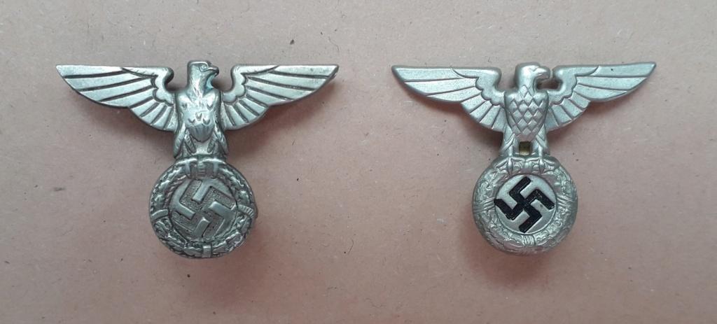 Aigles de képis SA SS NSDAP: A16