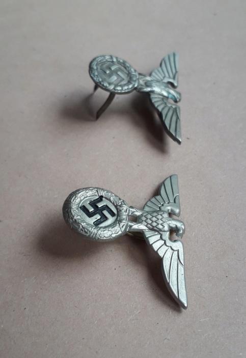 Aigles de képis SA SS NSDAP: B17