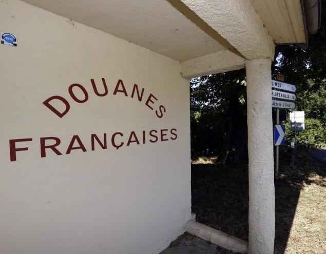 Poste de Douane Française: Breux_11