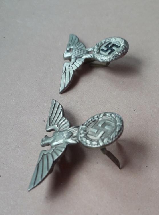 Aigles de képis SA SS NSDAP: C15