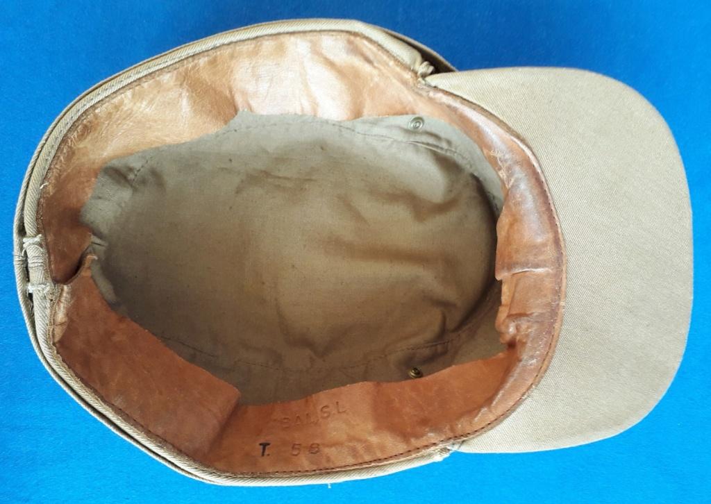 Casquette sable énigmatique: D29