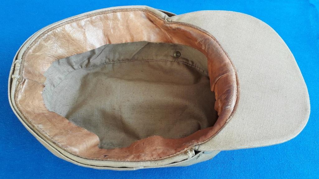 Casquette sable énigmatique: H18