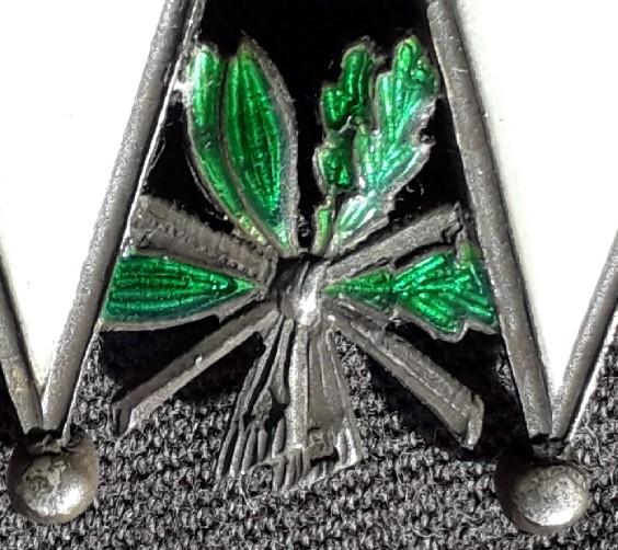 Croix de Commandeur de la légion d'honneur 3ème république: J210