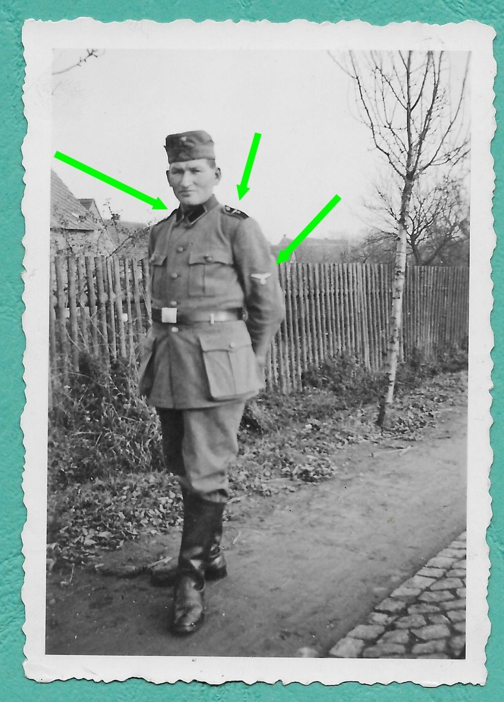 Un soldat en uniforme allemand ... Slave_10