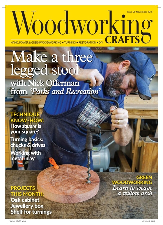 Woodworking Crafts 20 (November 2016) 114