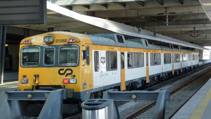 Sur les rails au Portugal P1020312