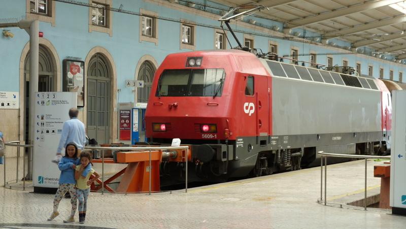 Sur les rails au Portugal P1020412