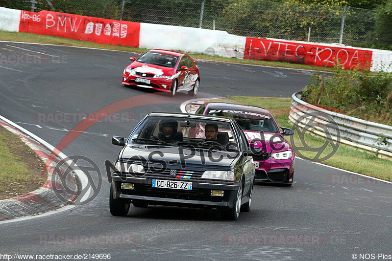 photo de vos voiture au nurburgring 21496911