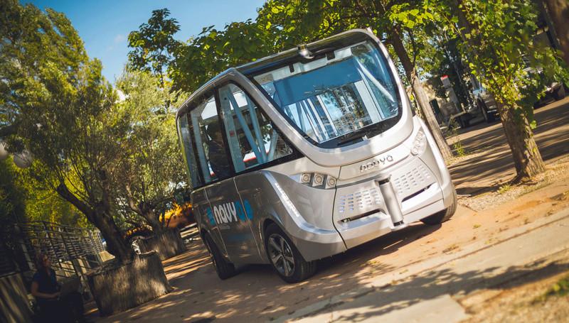 [INFORMATION] PSA : Les voitures autonomes Navya-10