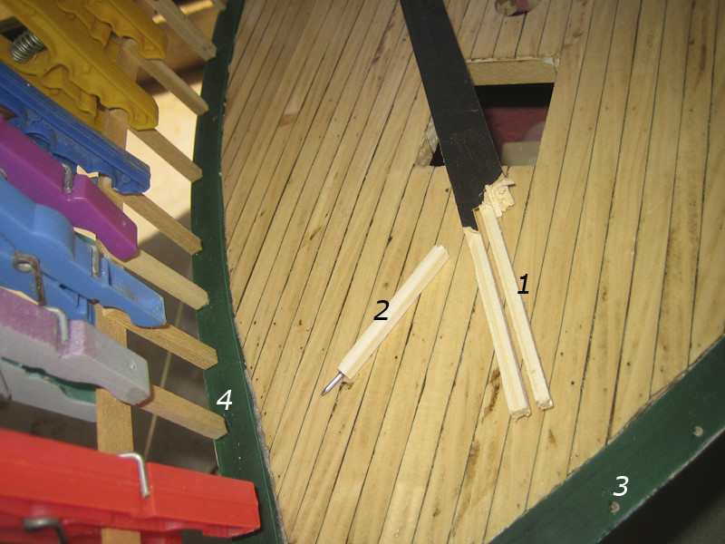 La Marie Jeanne Thonier Billing boats au 1/50 - Page 3 65496610