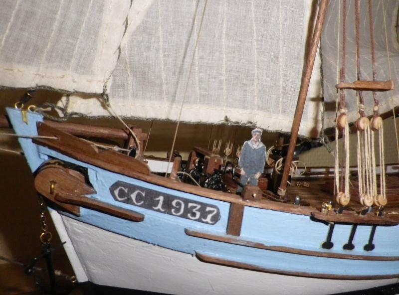 La Marie Jeanne Thonier Billing boats au 1/50 - Page 3 Imgp3010