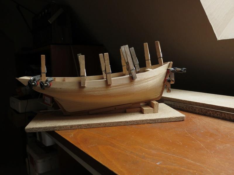 Thonier* - La Marie Jeanne Thonier Billing boats au 1/50 Mj1110
