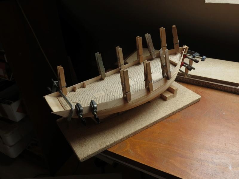 Thonier* - La Marie Jeanne Thonier Billing boats au 1/50 Mj1210