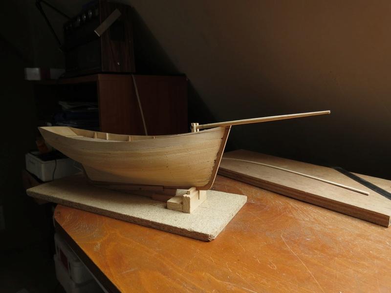 La Marie Jeanne Thonier Billing boats au 1/50 - Page 2 Mj1410