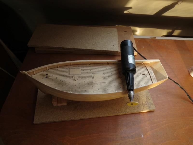 La Marie Jeanne Thonier Billing boats au 1/50 - Page 2 Mj1510