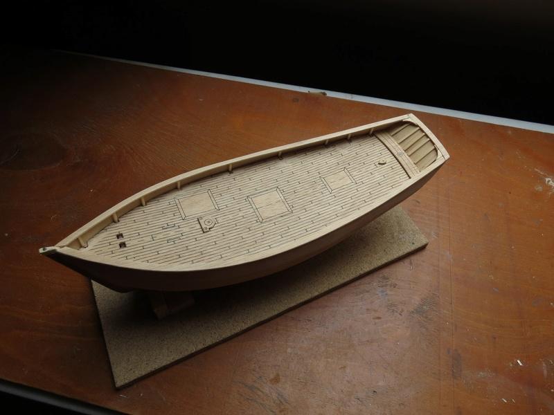 La Marie Jeanne Thonier Billing boats au 1/50 - Page 2 Mj1610