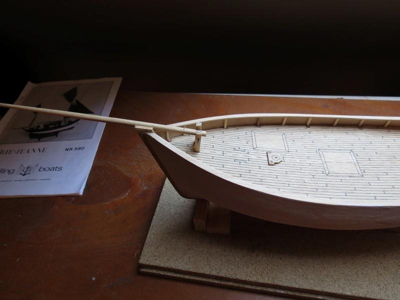 La Marie Jeanne Thonier Billing boats au 1/50 - Page 2 Mj1710