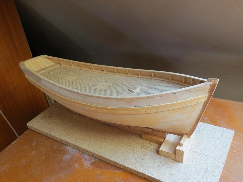 La Marie Jeanne Thonier Billing boats au 1/50 - Page 3 Mj1910