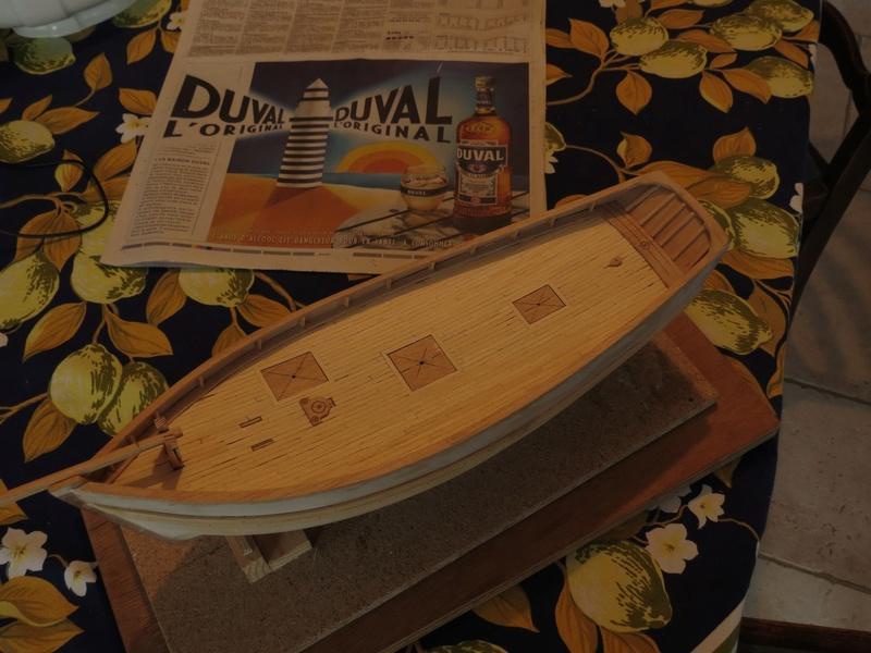 La Marie Jeanne Thonier Billing boats au 1/50 - Page 3 Mj2010