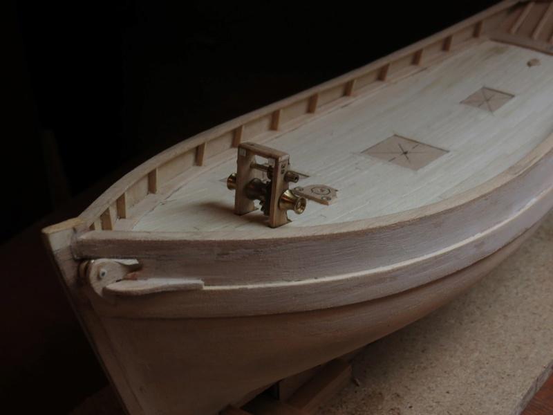 La Marie Jeanne Thonier Billing boats au 1/50 - Page 3 Mj2111