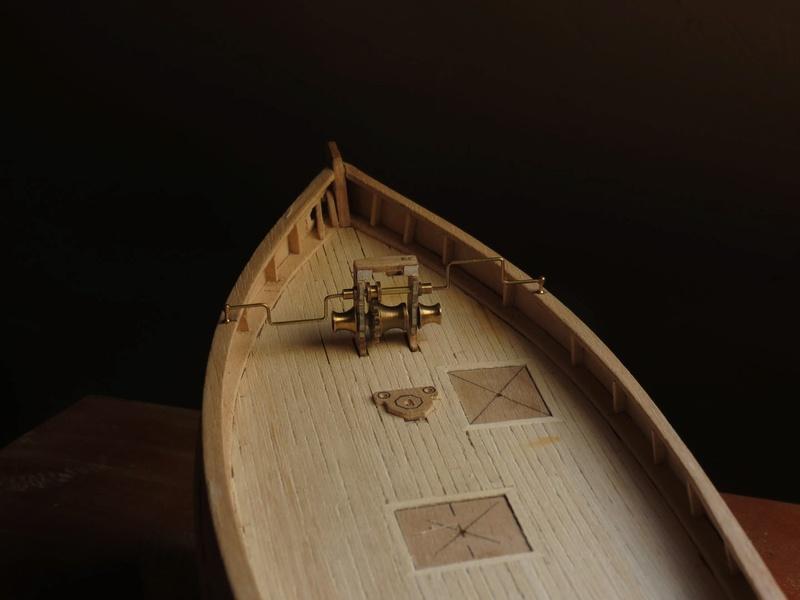 La Marie Jeanne Thonier Billing boats au 1/50 - Page 4 Mj2210