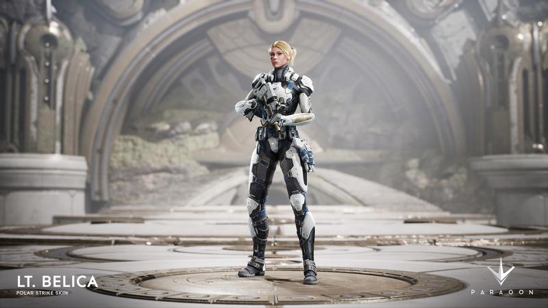 [PRG] Nouvelle héroïne, emotes et ajustements dans la jungle Ltbeli13