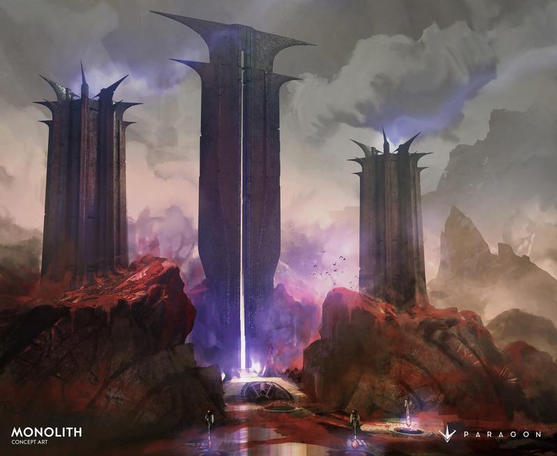 [PRG] La route vers Monolith (Partie 1) : Nouvelle carte de Paragon Parago20