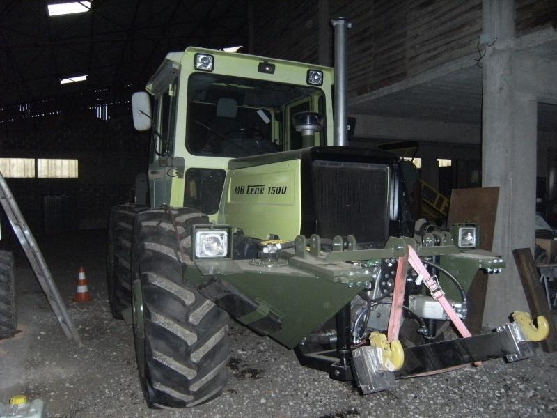 MB Trac 1500 Forestier (ex-Ardéch'Trac) 111