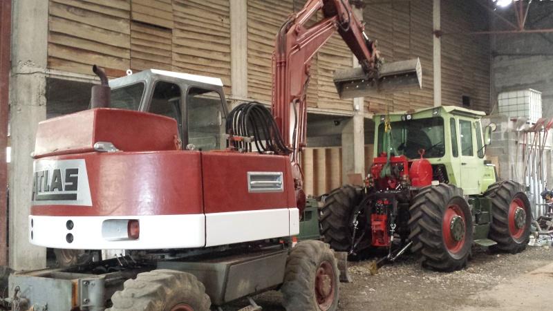 MB Trac 1500 Forestier (ex-Ardéch'Trac) 114