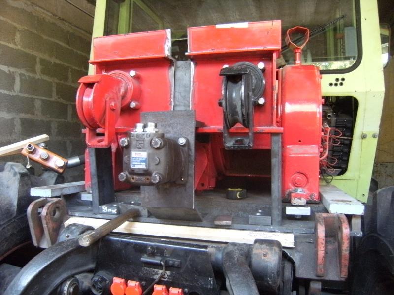 MB Trac 1500 Forestier (ex-Ardéch'Trac) 211