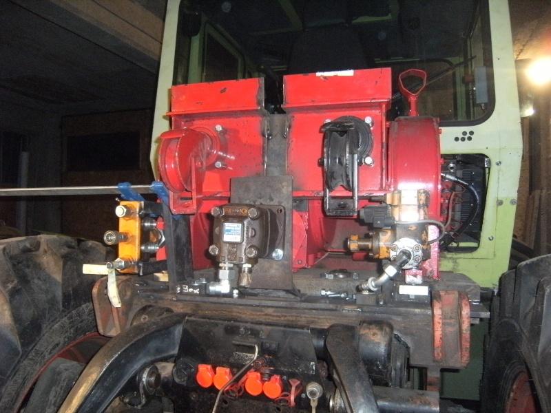 MB Trac 1500 Forestier (ex-Ardéch'Trac) 311